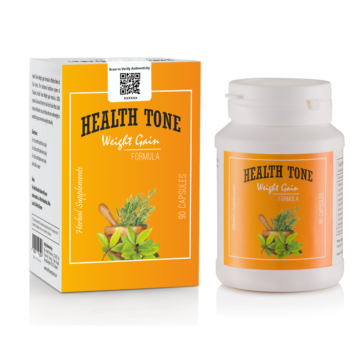 Health Tone Weight Gain Capsule