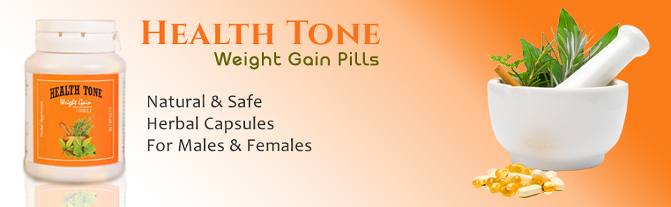 Health Tone Weight Gain Pills